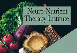 Certified NeuroNutrient Therapy Specialist