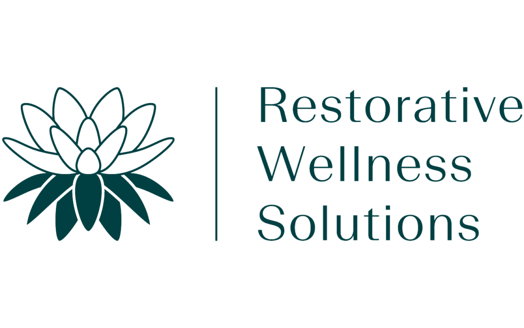 Welcome Restorative Wellness Solutions as a Silver Partner!